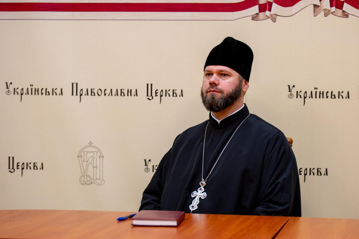 Председатель юридического отдела УПЦ протоиерей Александр Бахов / news.church.ua