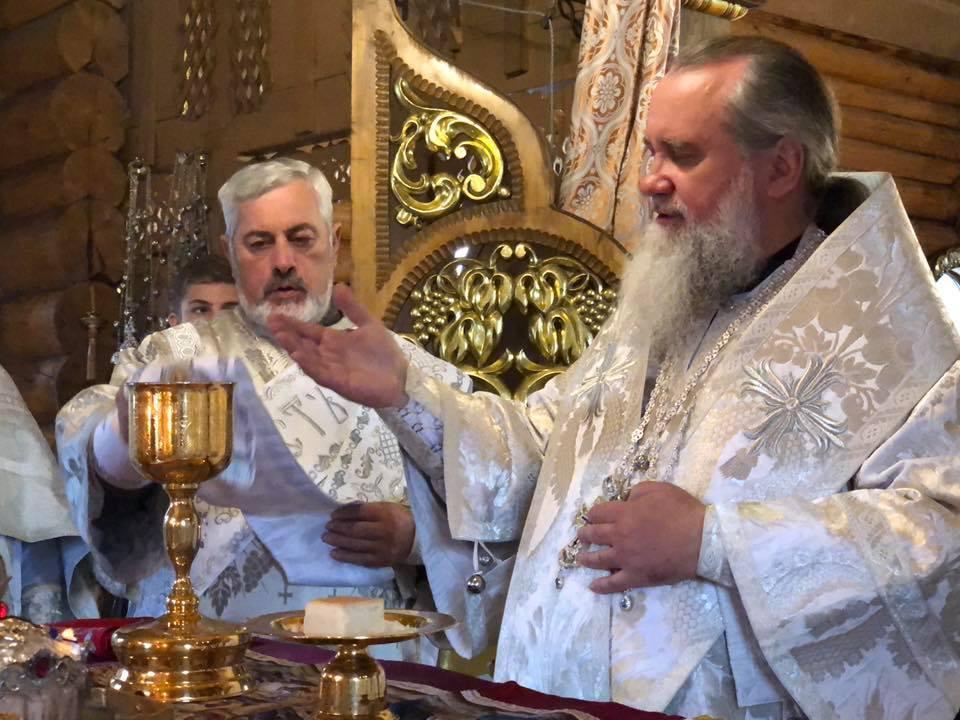 Митрополит Мукачівський і УжгородськийФеодор / m-church.org.ua