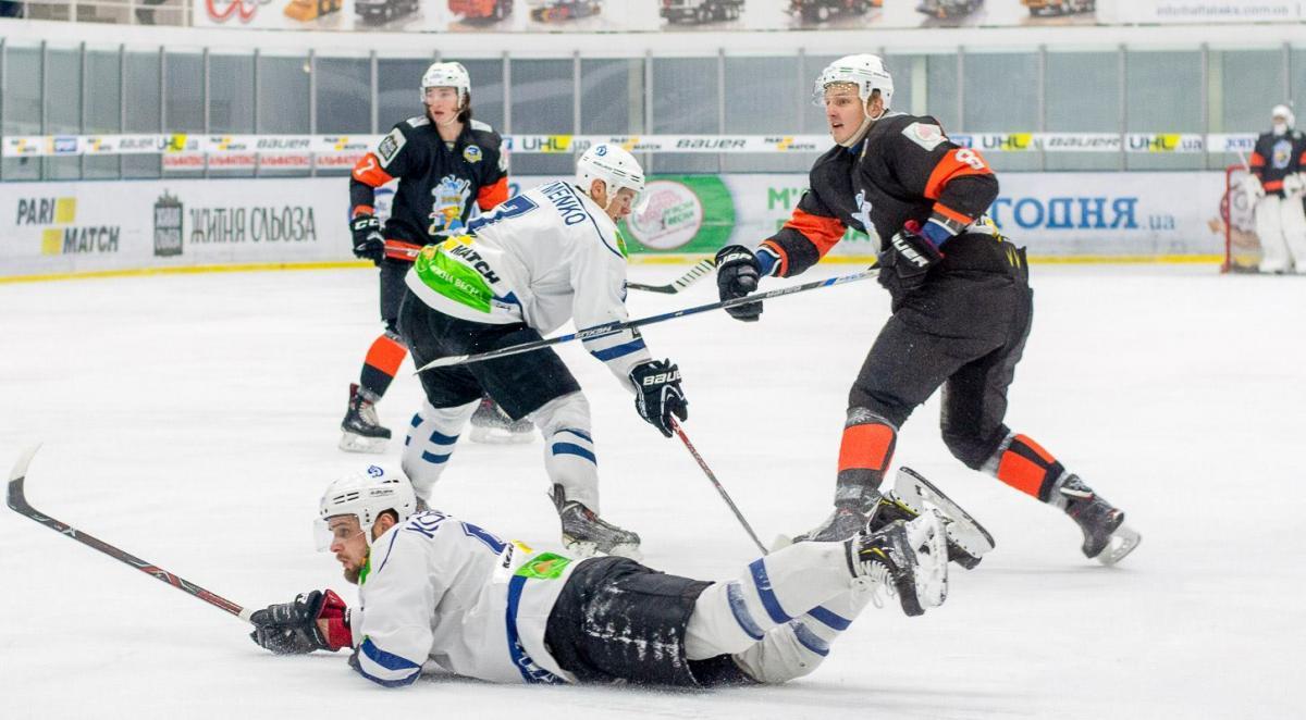 Кременчук одержал очередную победу в матче УХЛ / uhl.ua