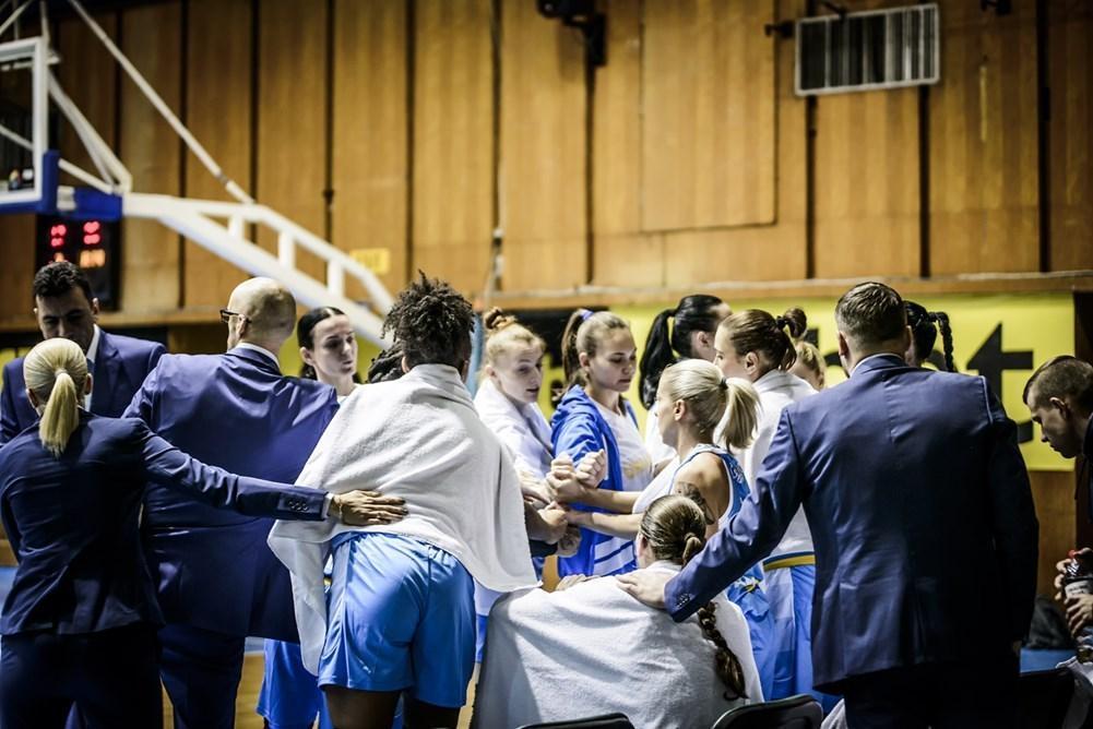 Збірна України знову програла команді Іспанії / fbu.ua