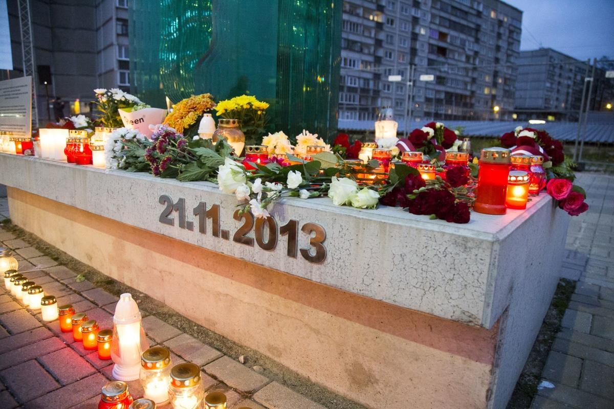 В Латвии помолились о погибших в рижском торговом центре / pravoslavie.lv