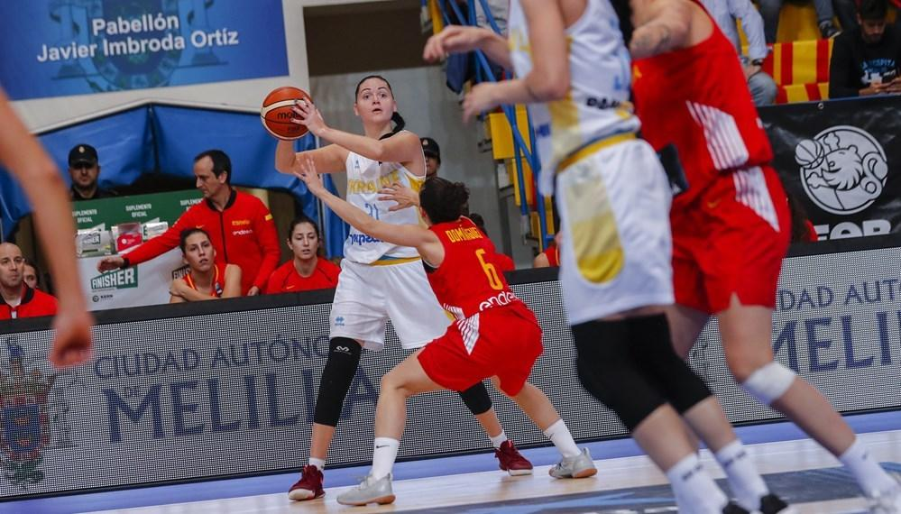 Женская сборная Украины по баскетболу вышла в финальную часть чемпионата Европы-2019 / fbu.ua