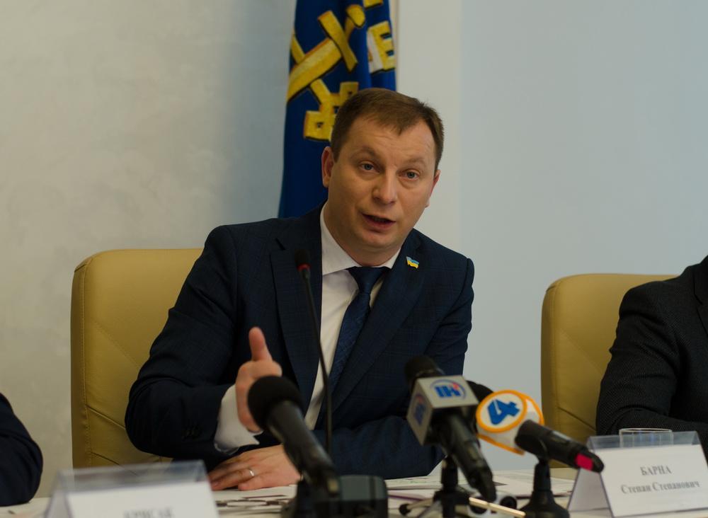 Барна підписав розпорядження про перехід ще трьох громад на Шумщині до ПЦУ / фото прес-служби ТОДА