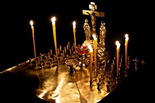 У Дніпропетровській єпархії УПЦ молилися про загиблих під час Революції Гідності / eparhia.dp.ua