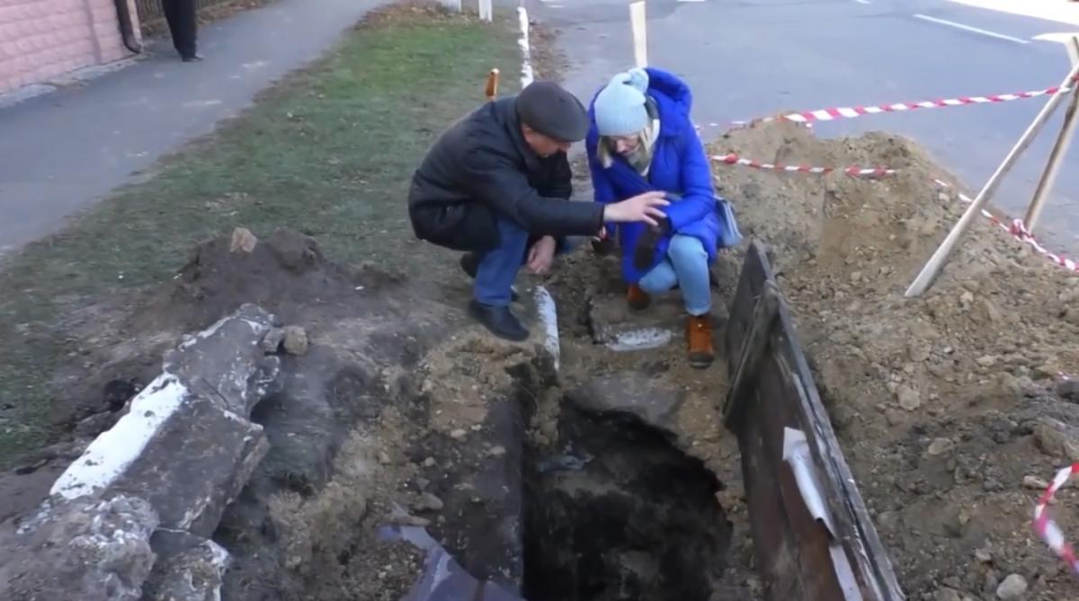 На Харківщині археологи знайшли історичну пам'ятку  скрін відео