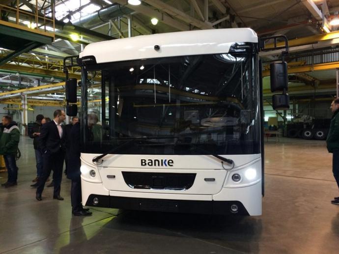 Украинская електровантажівка ERCV27 будет работать в городах Евросоюза / фото epravda.com.ua