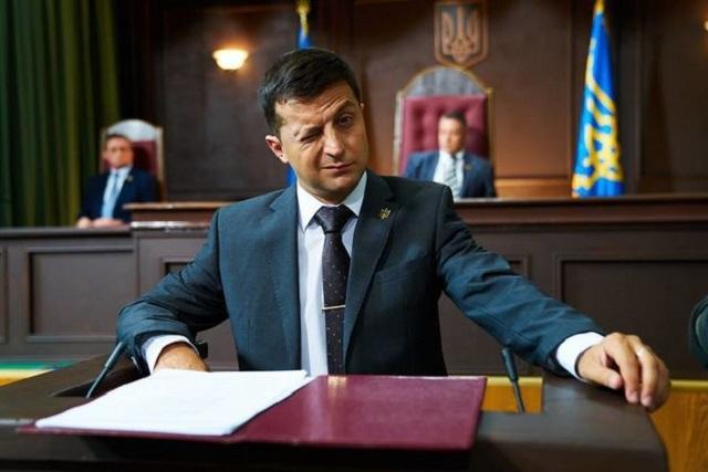Портніков переконаний, що президентство Зеленського не буде нудним через політичнепротистояння з парламентом / фото facebook.com/sluga95