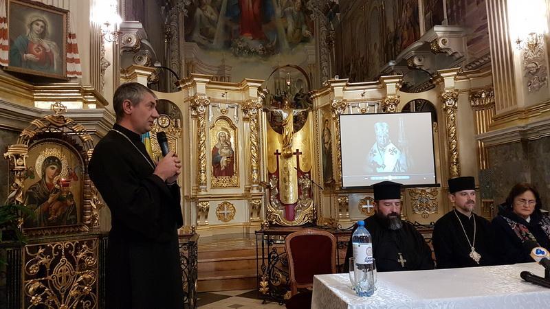 В Тернополе презентовали документальный фильм о епископе УГКЦ/ tze.org.ua