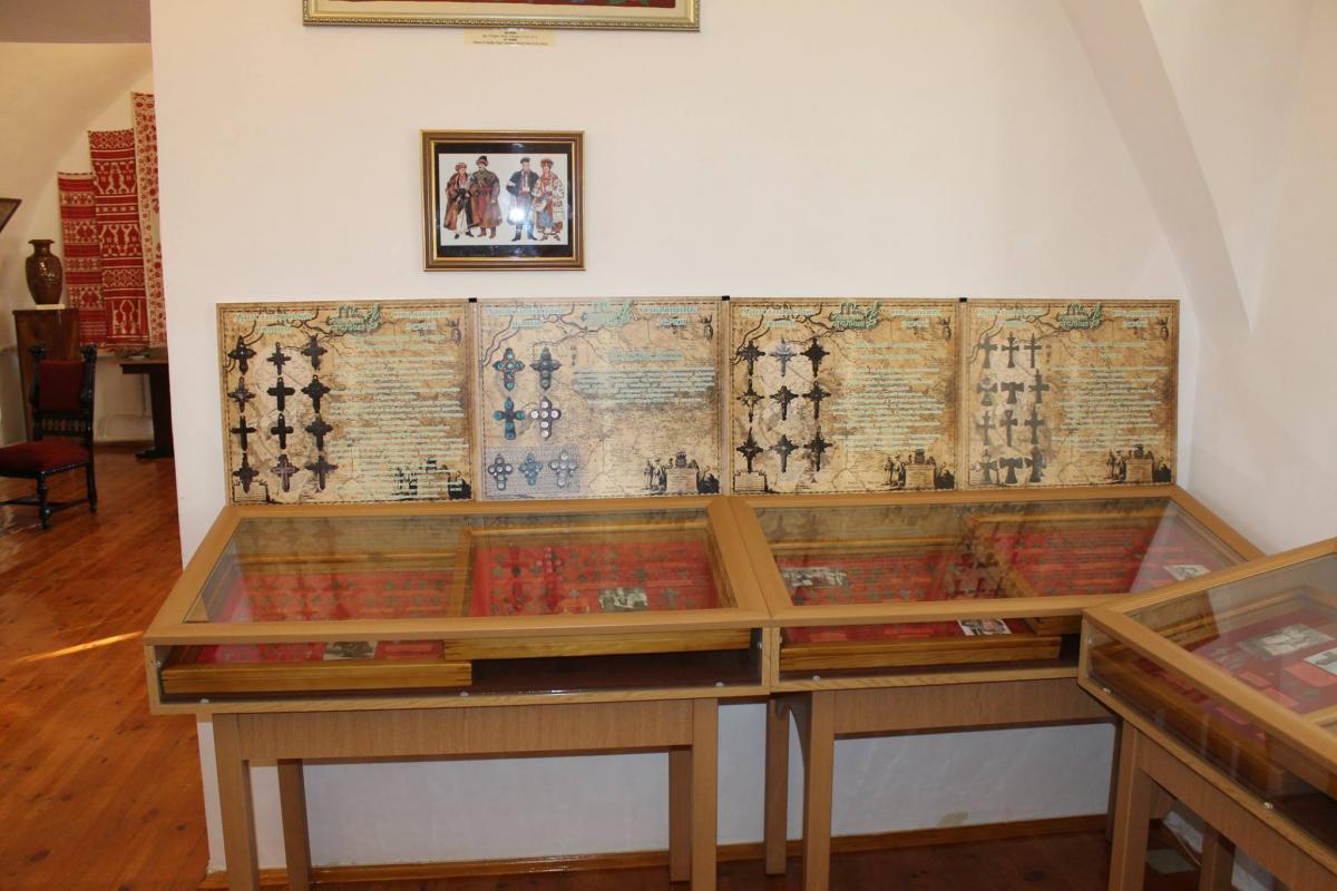 Экспонаты покажут историю крестов от времен Крещения Руси / facebook.com/Музей-Хреста