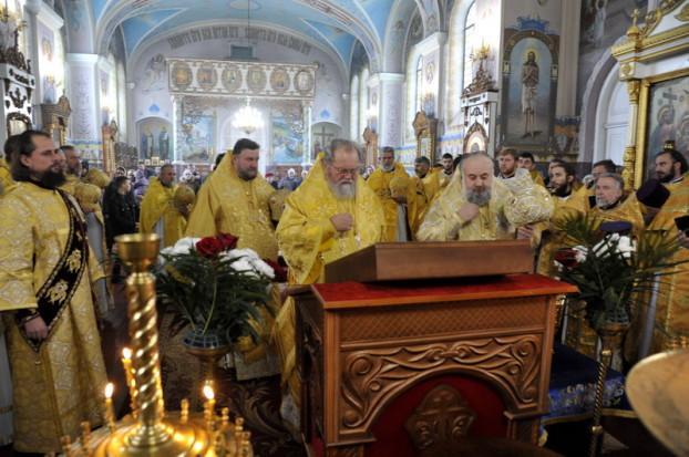 В Одеській області відзначили Собор Балтських святих / baltaeparhia.org.ua