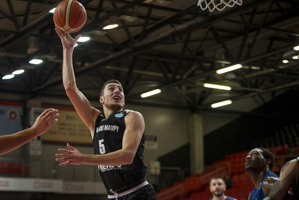 Иван Ткаченко / mavpabasket.com