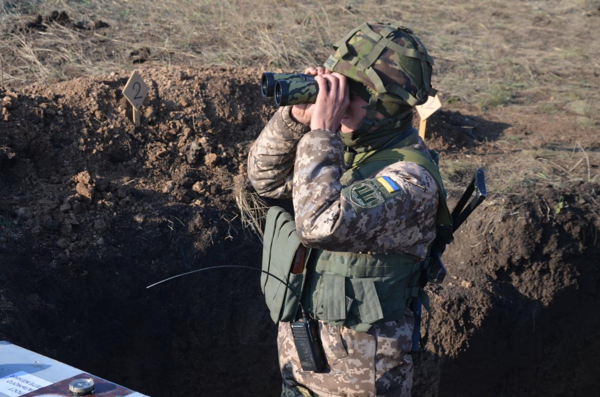 The situation in Donbas remains tense / Photo from facebook.com/pressjfo.news