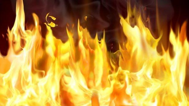 На территории храма произошел пожар, иллюстрация / svidok.info