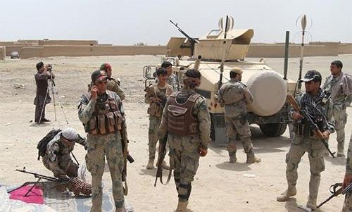 12 афганских военнослужащих погибли при взрыве в мечети / pajhwok.com