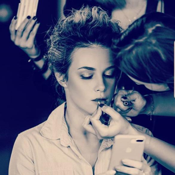 Вишняков восхищен своей партнершей / фото instagram.com/vishniakov_pavel_