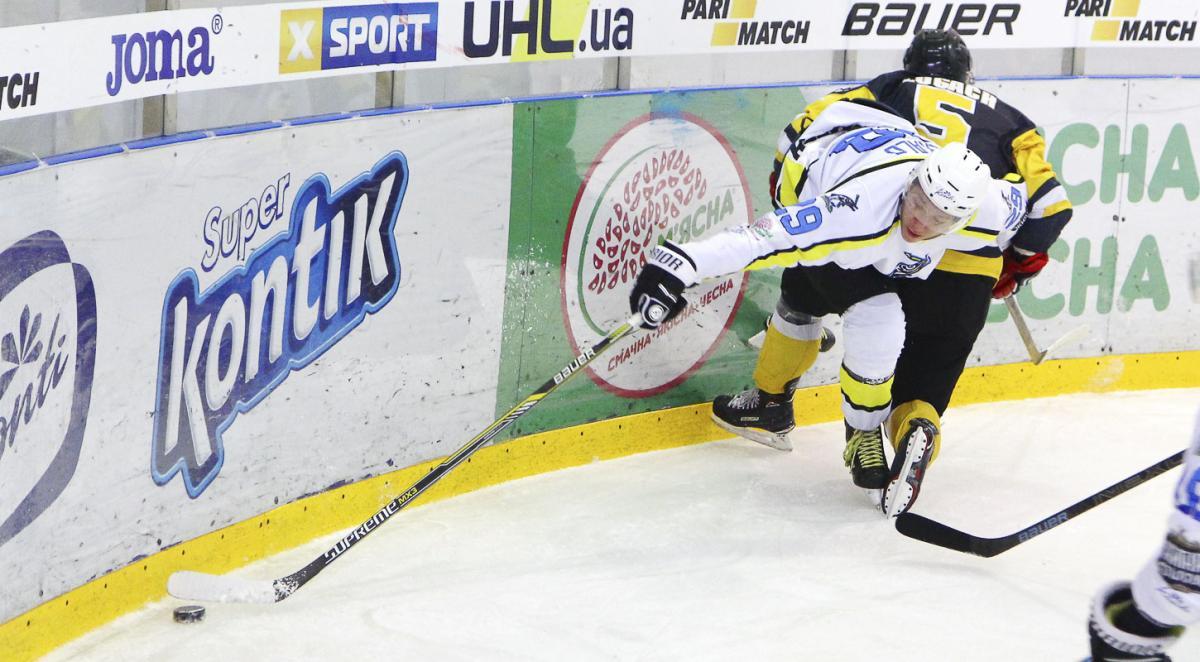 Днепр забросил в ворота Белых Барсов три безответные шайбы / uhl.ua