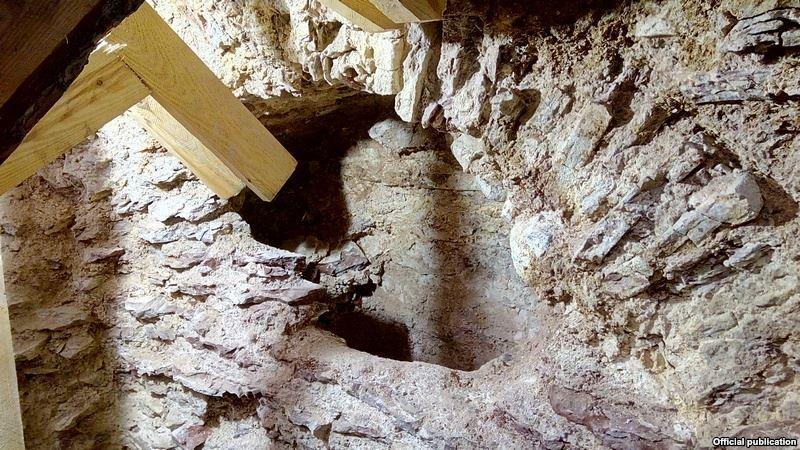 У Білорусі виявили підземну церкву XII століття / svaboda.org