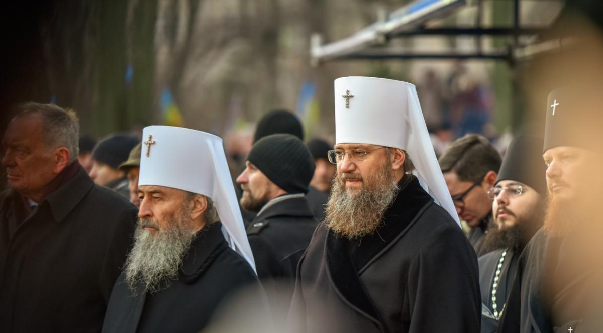 Архієреї УПЦ вшанували жертв Голодомору / news.church.ua
