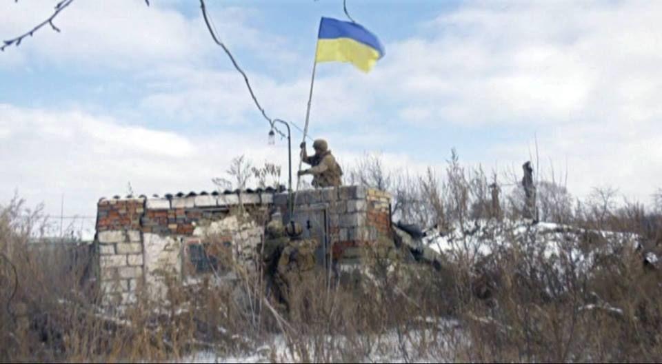 Бойцы ООС понесли потери на Донбассе / Повернись живим