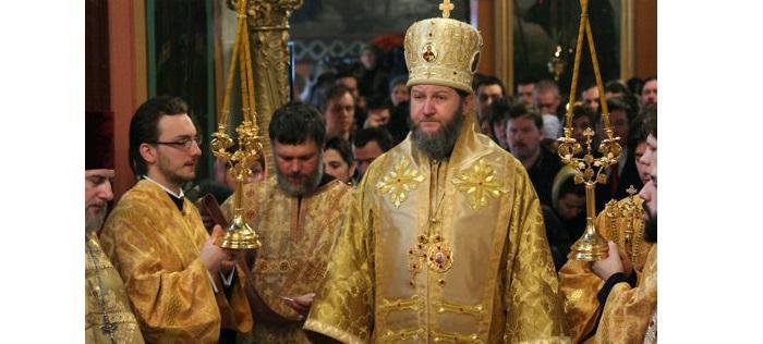 Єпископ Моравицький Антоній / news.church.ua