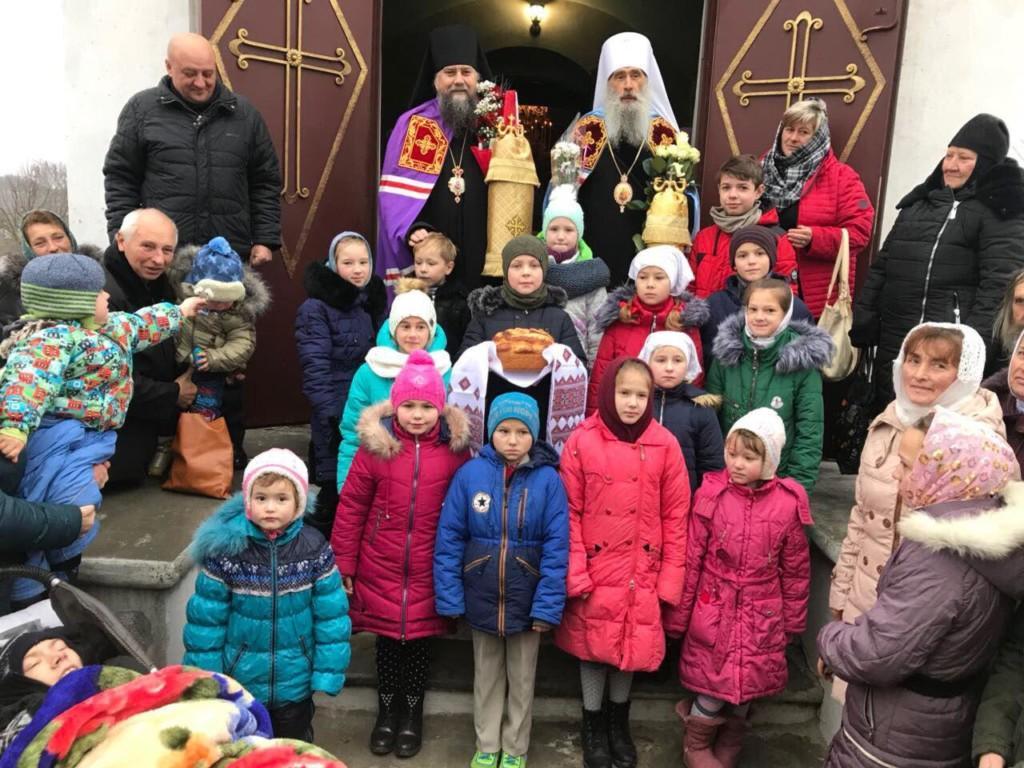 В Загаецком монастыре на Тернопольщине почтили святителя Иоанна Милостивого / ternopil.church.ua