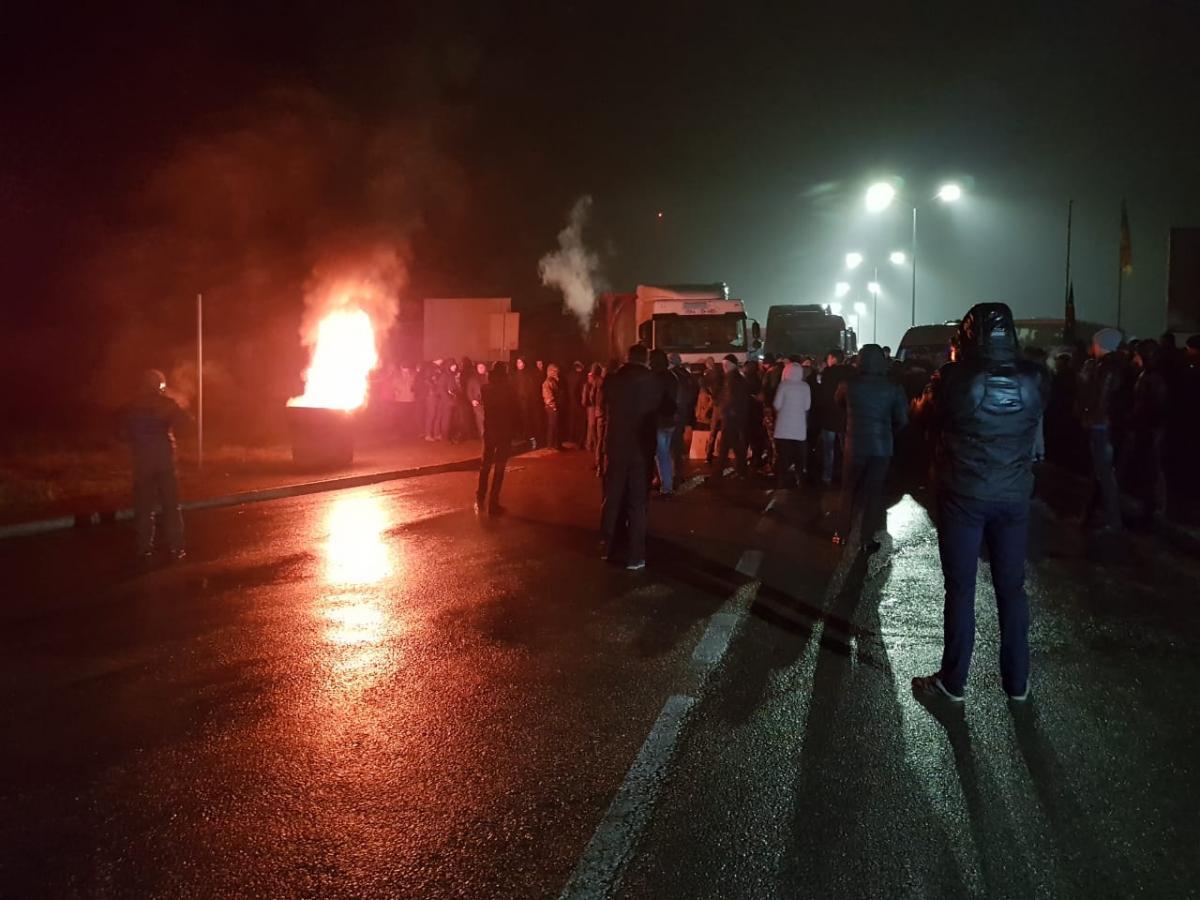 Самая острая ситуация на границе с Польшей / фото dpsu.gov.ua