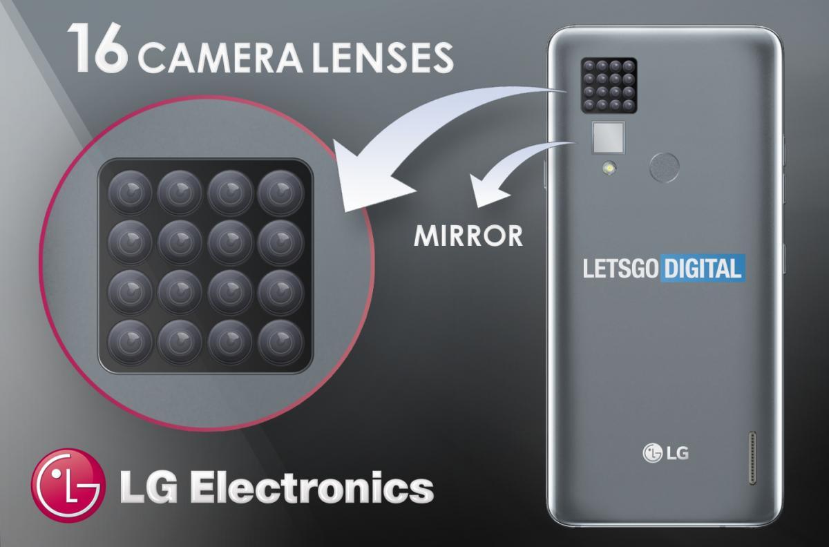 Рядом с модулем камеры находится зеркало для селфи / фото gizchina.com
