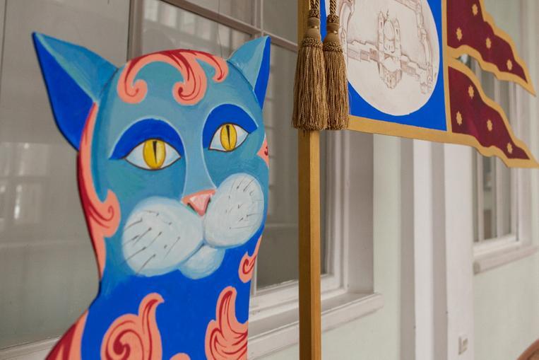 В Александро-Невской лавре проведут фестиваль «Лаврский кот»/ lavra.spb.ru