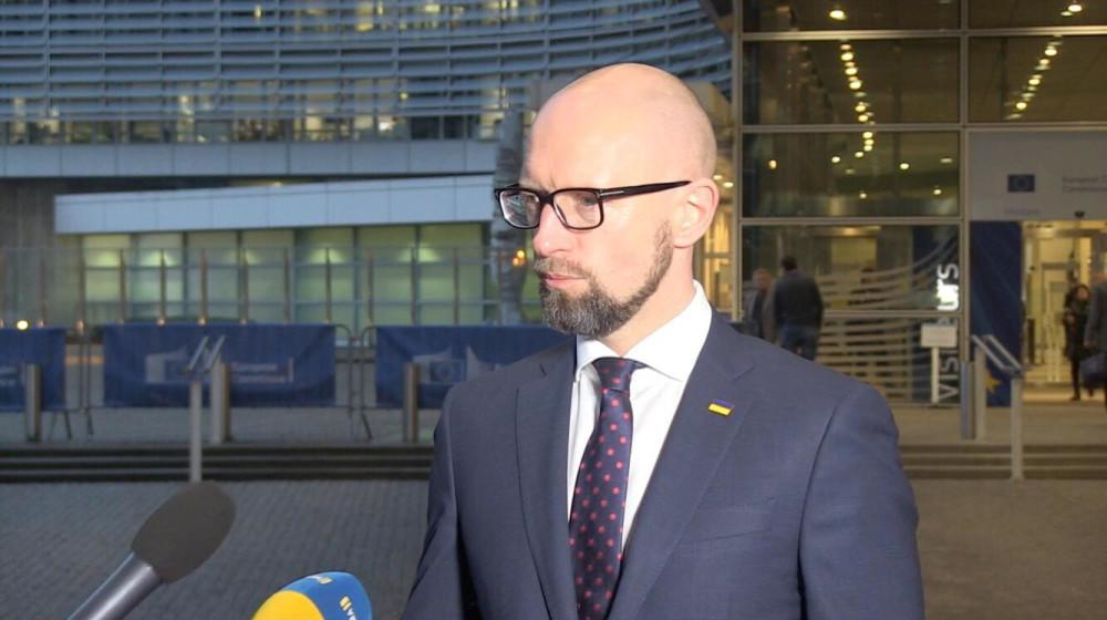 Арсений Яценюк прокомментировал решение ПАСЕ о возвращении России / фото nfront.org.ua