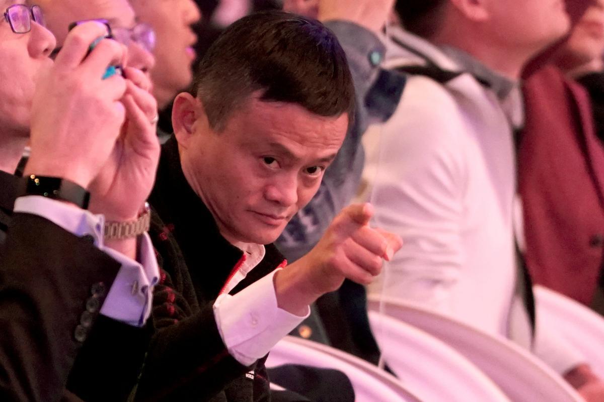 Засновник Alibaba Джек Ма / REUTERS