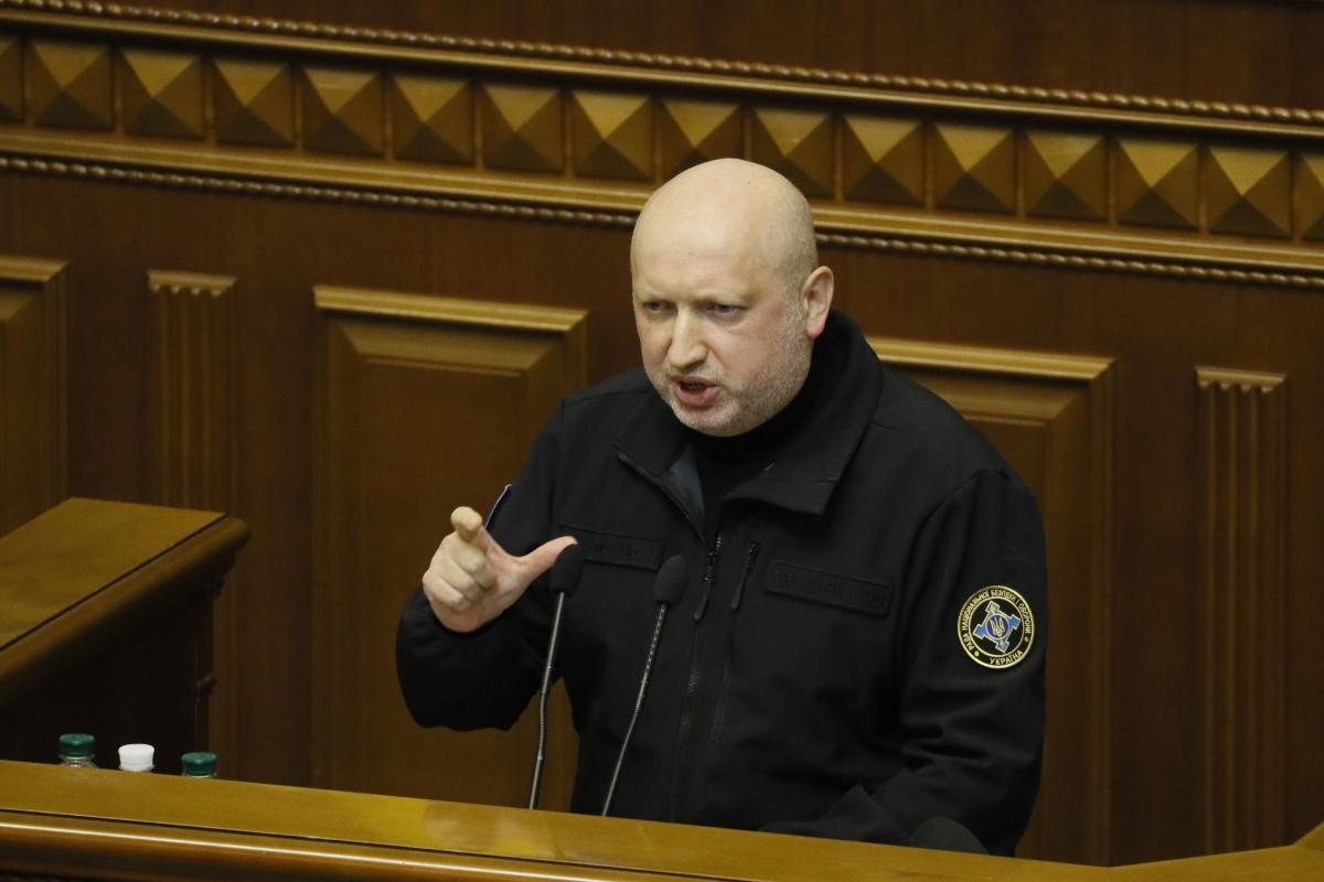 Олександр Турчинов / REUTERS