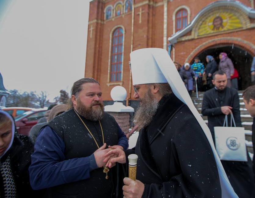 Бориспольская епархия УПЦ отметила свое 5-летие / boryspil-eparchy.org