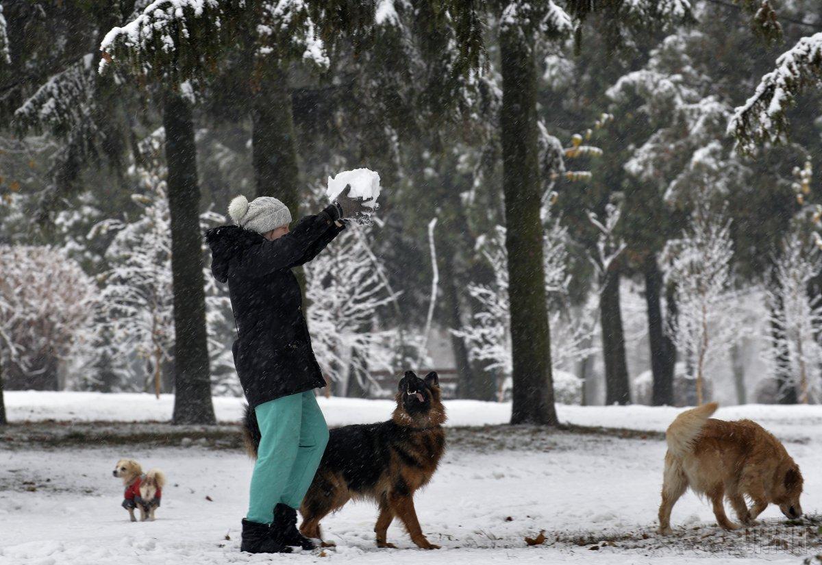 В Киеве завтра будет холодно / УНИАН
