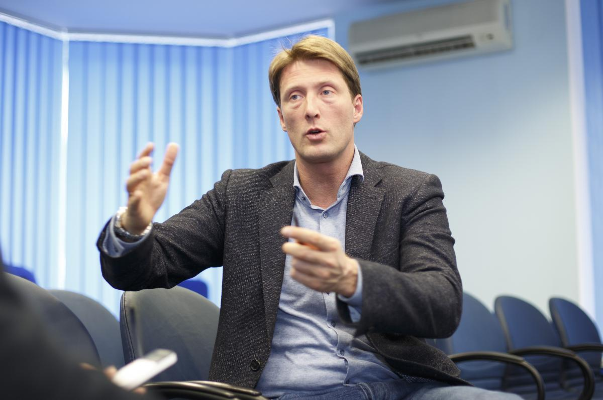 Соколов: мы обратились к президенту с просьбой отменить механизм дотирования аграриев / фото УНИАН