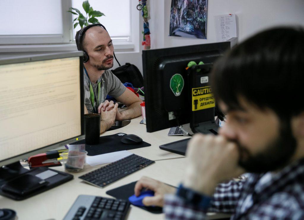 Минцифры хочет увеличить долю IT-сектора до 10% украинской экономики / REUTERS