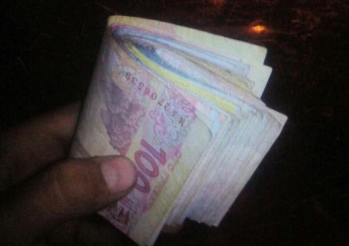 У Харкові група підлітків пограбували кіоск / фото facebook.com/kharkiv1654/