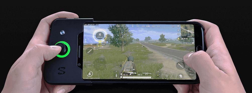 Xiaomi Black Shark / фото xiaomi.ua