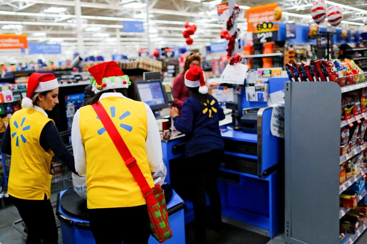В каждой стране свои особенности зимнего шоппинга / Фото REUTERS