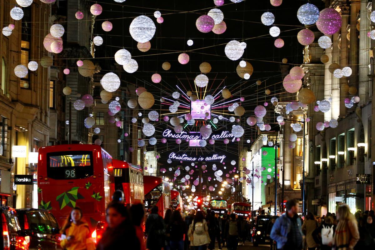 Лондон - одно из самых желанных шоппинг-мест для модников со всего мира / Фото REUTERS