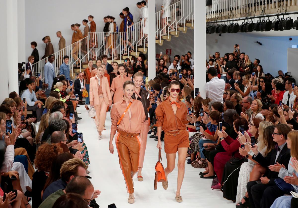 Италия является признанной столицей мировой моды / Фото REUTERS