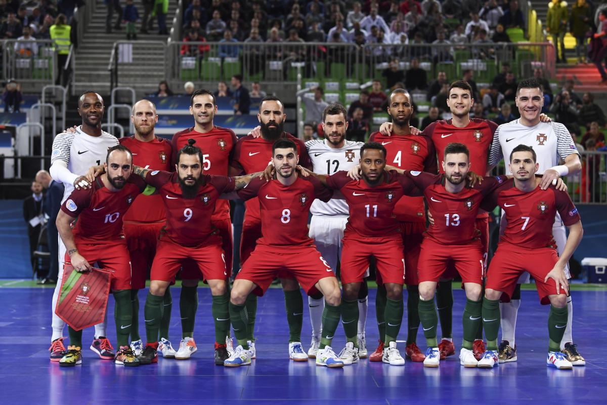 Сборная Португалии отказалась приехать в Украину на товарищеские матчи / futsal.com.ua