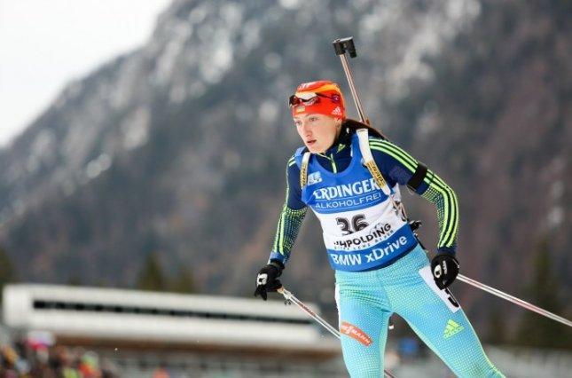 Абрамова розпочала новий сезон з потрапляння в Топ-6 спринтерської гонки Кубка IBU / biathlon.com.ua