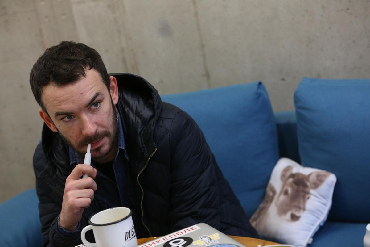 Ярослав Лодыгин рассказал, что в финальную версию фильма не попали эпизоды с одним из персонажей / УНИАН