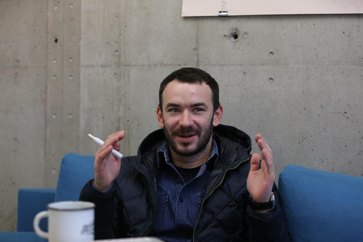 Ярослав Лодыгин: мне хотелось, чтобы каждый актер хорошо понимал того, кого играет / УНИАН