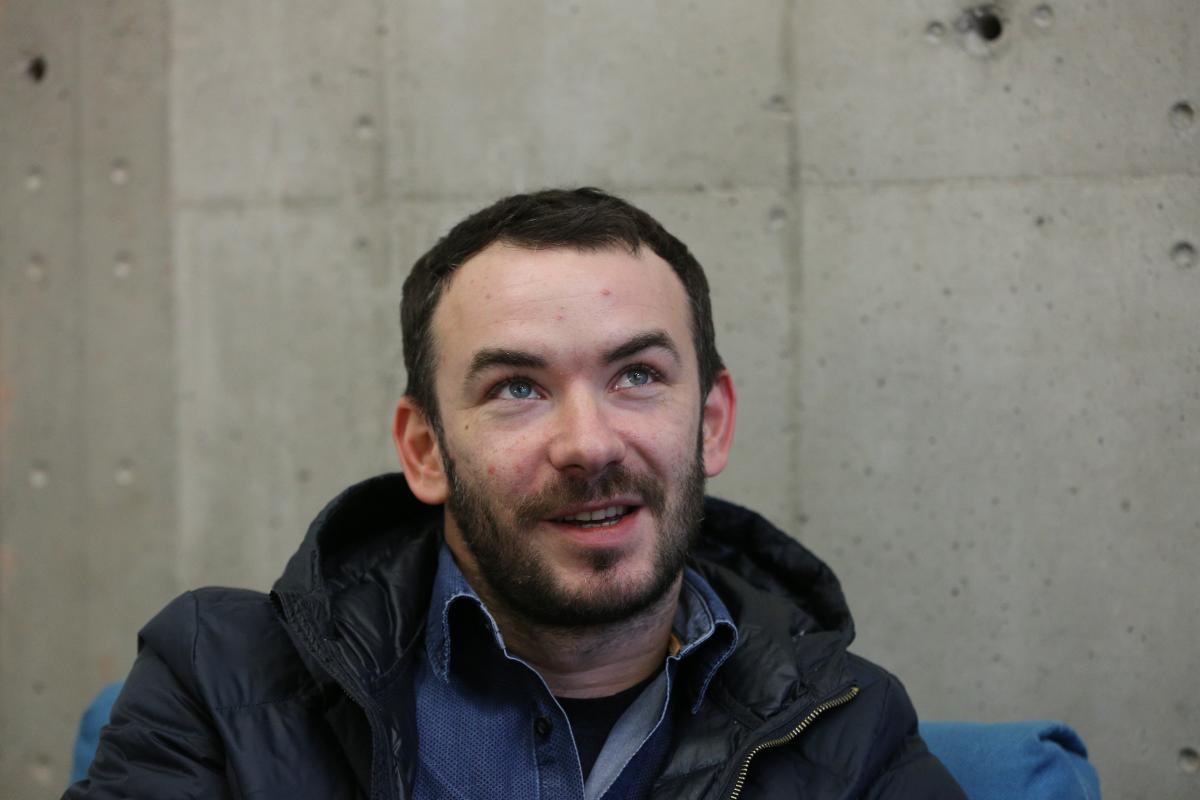 """Ярослав Лодыгин рассказал, как отдал для съемок """"Дикого поля"""" собственную рубашку / УНИАН"""