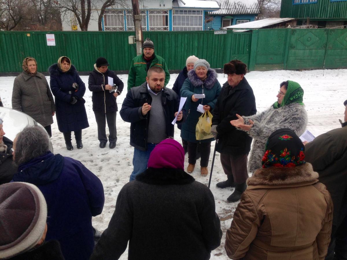 Коровченко: Требуем от президента не допустить закрытия почтовых отделений и обеспечить своевременную доставку пенсий