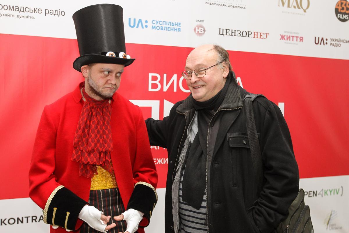 Васильев обращает внимание, что представление вышло очень театральное / фото УНИАН