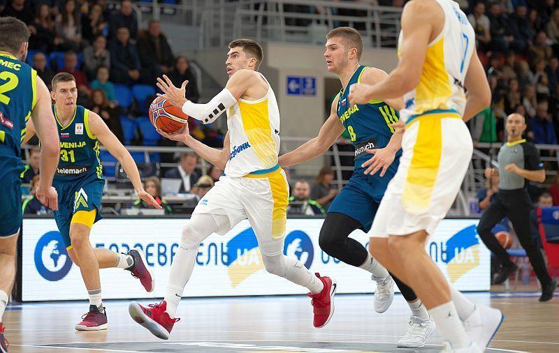 Сборная Украины по баскетболу одержала важную победу в отборе ЧМ-2019 / fbu.ua
