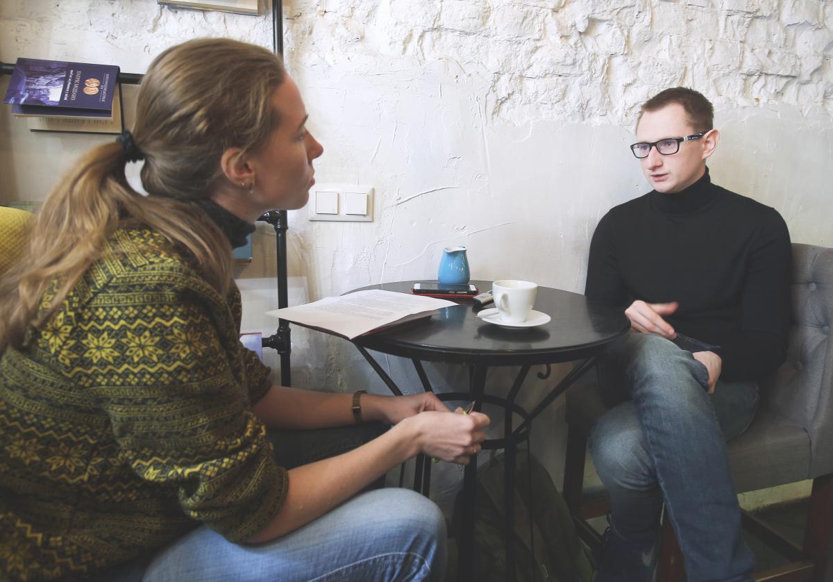 По словам Грицюка, на показе во Львове был аншлаг / фото УНИАН