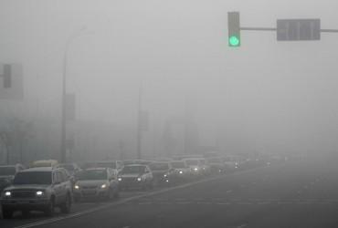 Синоптики предупреждают о тумане в Украине 12 декабря